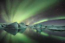 Aurora Borealis photo by Orvar