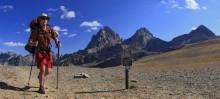 hiker,Johnathan Esper,backpacker,solo,fast,fastpacking,strong,muscular,Grand Teton National Park,pass,divide,mountains,h