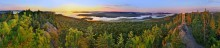 Bald-Rondaxe Mt,Bald Mt,Rondaxe Firetower,firetower,Bald-Rondaxe Mountain,Bald Mountain,summit,summer,Treetop,360 panorama,Second Lake,fog,Old Forge,treetop