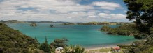 Bay of Islands, aquamarine, water, color, New Zealand