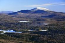 Blue Mountain, Long Lake, Winter, Owls Head, Adirondack Park