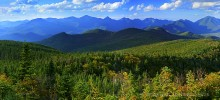 Boreas Mountain,Boreas Mt,treetop,Adirondack Mountains,High Peaks,Adirondacks,summer,panorama,Elk Lake,Elk Lake Preserve,