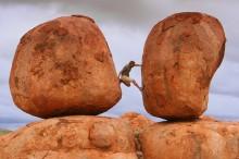 Devil's Marbles,Devils Marbles,boulders,round,Outback,Australia,rocks,bouldering,