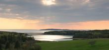 Nova Scotia Rural Coastline