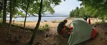 canoe,camping,trip,Adirondacks,Adirondack Park,New York State,NY,mallard,ducks,Stillwater Reservoir,