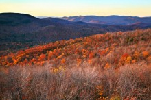 Cathead Mt,firetower,autumn,fall,late,