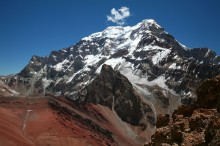 Cerro Aconcagua, South Face