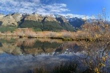 Dart River, Glenorchy, flows