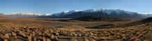 Erewhon Park wilderness valley