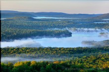 blue-green,layers,fog,Second Lake,Bald Mt,Bald-Rondaxe,Fulton Chain of Lakes,firetower,Bald-Rondaxe Mt,Rondaxe firetower,Bald-Rondaxe Mt,Bald Mt,Rondaxe firetower,firetower,Second Lake,sunrise,fall,20
