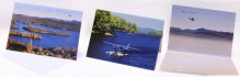Floatplanes Adirondack Photo Notecard