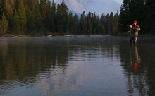flyfishing,Grand Teton National Park,Wyoming,fishing,Christian,String Lake