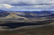 Langisjor,Iceland,Gr