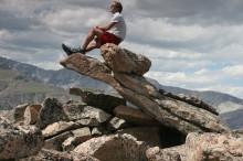 Froze-to-Death Plateau, Montana, Granite Peak, mountaineering, trip, climbing, relaxing,