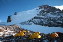 Polish Glacier & Summit Above High Camp