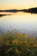 Horseshoe Lake vertical, Adirondack Park