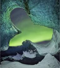 Christmas Quicksilt Clover Crystal Cave