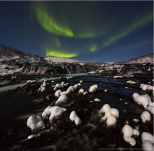 Arctic Ripples