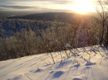 Ishpatina Ridge, Ontario, Canada, highpoint, highpointing, provincial highpoints, winter, adventure, wilderness, Gowgand