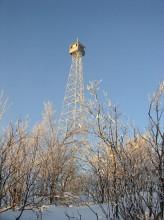 Ishpatina Ridge firetower