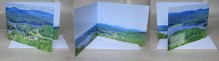 Long Lake and Village in Summer Notecard