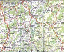 Burgplatz, Luxembourg Highpoint Map