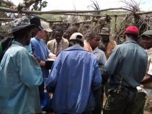 town pastor asks for help building churc