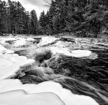 Monument Falls Ausable river