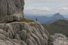 New Zealand,Kahurangi National Park,Mount Owen,limestone,karst,caves,exploring,explore,hike,hiker,erosion,channels,water