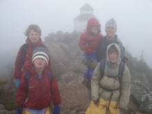 Mt. Carleton, highpoint, New Brunswick