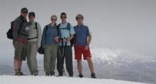 Ngauruhoe Summit with Friends