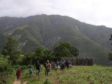 Jeantilhome, village, Pic de la Selle, highpoint, Haiti, mountains, highest, mountain