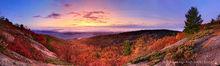 Rattlesnake Mt,Rattlesnake Mountain,Lake Champlain,fog,