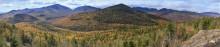 Round Mt view of Noonmark Mt, High Peaks
