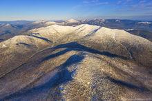 Santanoni,Santanoni Peak,Santanoni Range,winter,aerial,winter aerial,2016,High Peaks,Adirondack Mountains,