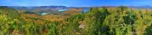 Silver Lake Mountain Treetop 290° view