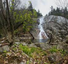 T Lake Falls, near Piseco