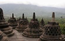Temple of Borabudur, Indonesia