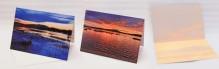 Tupper Lake and Mt Arab Photo Notecard
