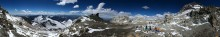 White Rocks Camp 360 degree panorama