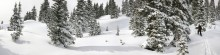 splitboarding,backcountry,skiing,Colorado,snow,deep,wilderness,mountains,panoramic,