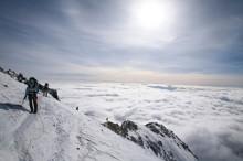 West Buttress, Denali, High Camp, rope, team, Lygon Stevens