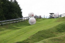 zorbing, Rotorua, activities, fun, New Zealand