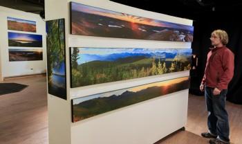 Blue Mt Lake Arts Center Exhibit Nov 09