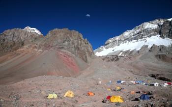 Plaza de Argentina Base Camp