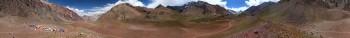 Campamento Confluencia 360 degree pano