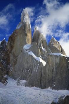 Cerro Torre of Los Glaciares Nat'l Park