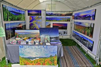 LARAC-Glens-Falls-June-2010-show-tent-display