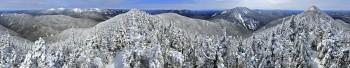 Nippletop Mt Summit Treetop 360