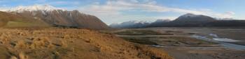 Rakia River valley, Methven area